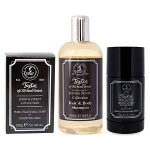 Taylor of Old Bond Street Body Care Kit Jermyn Street