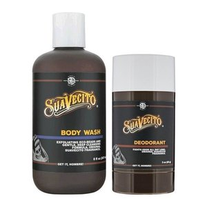 Suavecito Body Care Essentials Kit