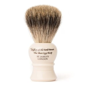 Taylor of Old Bond Street Scheerkwast Pure Badger Traditional (S)