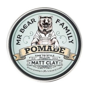 Mr Bear Family Matt Clay 100 ml