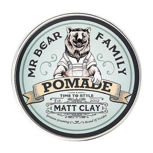 Mr Bear Family Matt Clay 100 ml