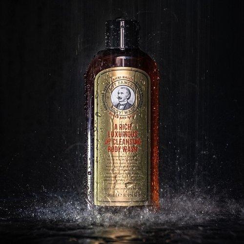 Captain Fawcett Ricki Hall Booze & Baccy Body Wash 250 ml