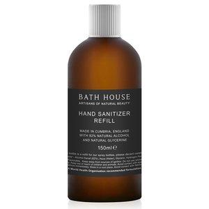 Bath House Hand Sanitizer - Navulverpakking 150 ml