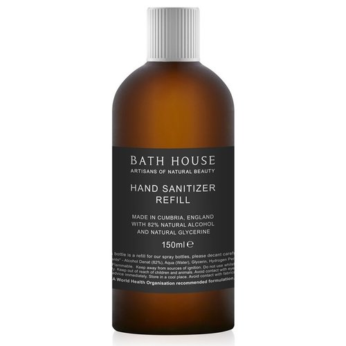 Bath House Hand Sanitizer - Navulverpakking 150 ml
