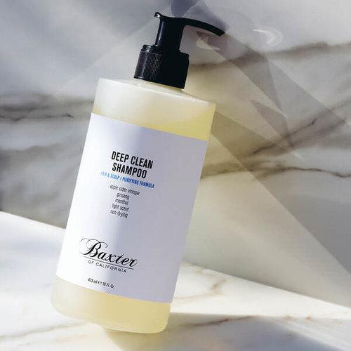 Baxter of California Deep Clean Shampoo 473 ml