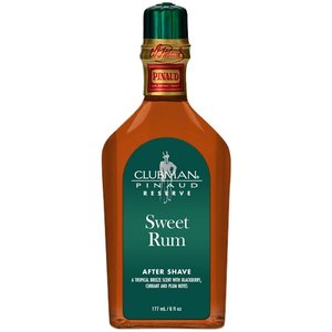 Clubman Pinaud Sweet Rum Aftershave Lotion 177 ml