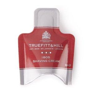Truefitt & Hill 1805 Scheercrème Sample 5 ml