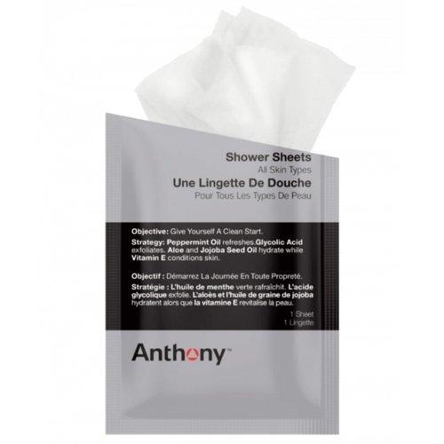 Anthony Shower Sheets 12 stuks