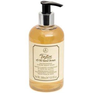 Taylor of Old Bond Street Handzeep Sandalwood 300 ml