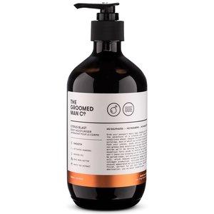 The Groomed Man Co Citrus Blast Body Moisturiser 500 ml