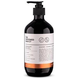 The Groomed Man Co Citrus Blast Body Wash 500 ml