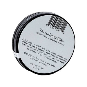 Firsthand Supply Texturizing Clay Travelsize 29 ml