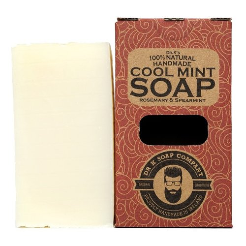 Dr K Soap Company Cool Mint Zeep XL 225g