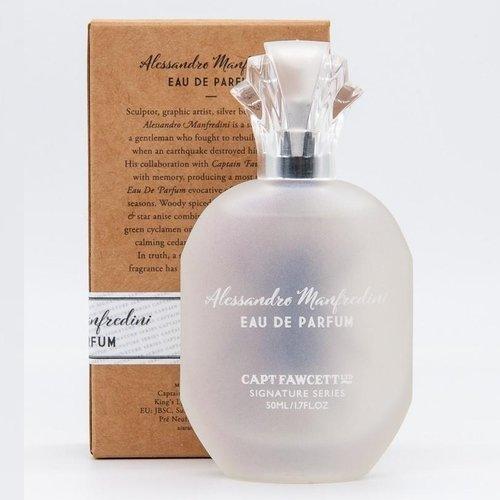 Captain Fawcett Eau de Parfum Alessandro Manfredini 50 ml