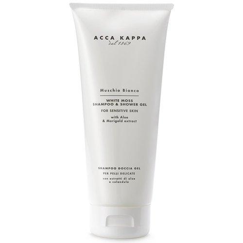Acca Kappa White Moss Shampoo & Douchegel 200 ml