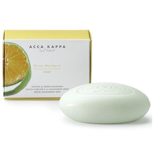 Acca Kappa Green Mandarin Zeep 150g