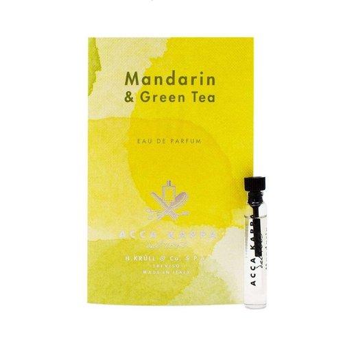 Acca Kappa Mandarin & Green Tea Eau de Parfum Sample 2 ml