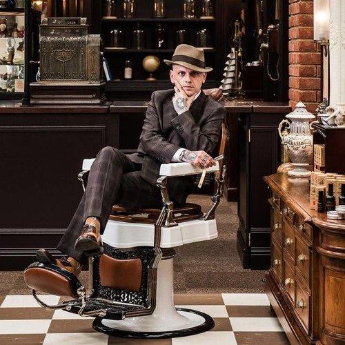 Captain Fawcett Eau de Parfum Barberism Sample 2 ml