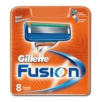 Fusion Scheermesjes 8 stuks