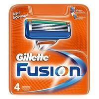 Fusion Scheermesjes 4 stuks