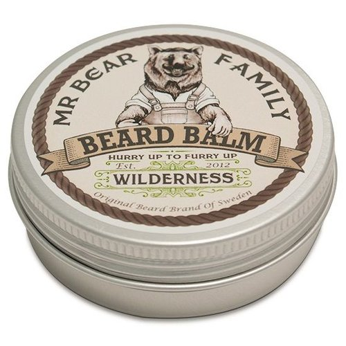 Mr Bear Family Baardbalsem Wilderness 60 ml