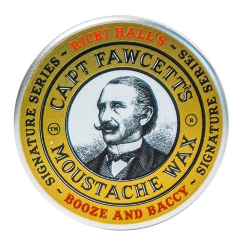 Captain Fawcett Ricki Hall Booze & Baccy Snorrenwax 15 ml