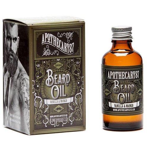 Apothecary87 Vanilla & Mango Baardolie 50 ml