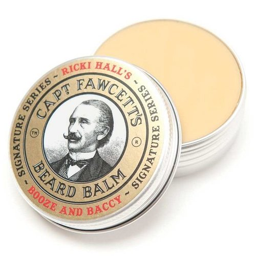 Captain Fawcett Ricki Hall Booze & Baccy Baardbalsem 60 ml