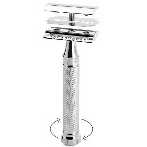 Muhle R89 Twist Double Edge Safety Razor