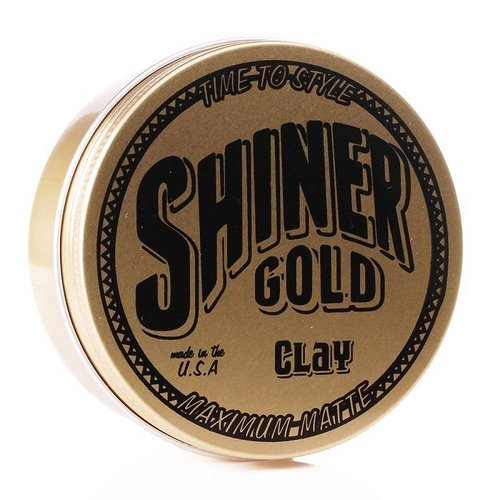 Shiner Gold Matte Clay 113g