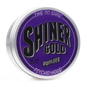 Shiner Gold Psycho Hold Pomade 113g