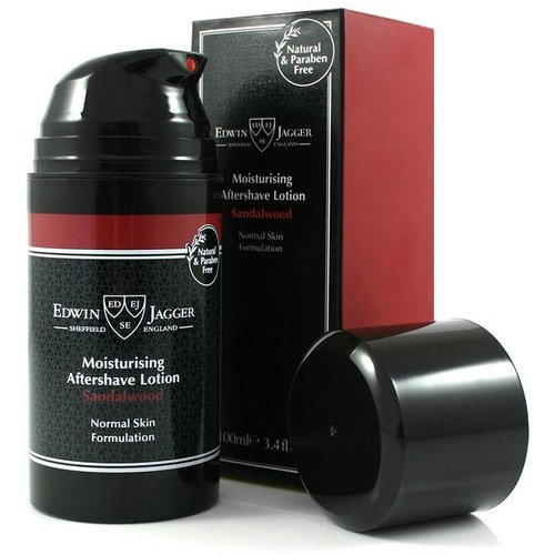 Edwin Jagger Aftershave Lotion Sandalwood 100 ml