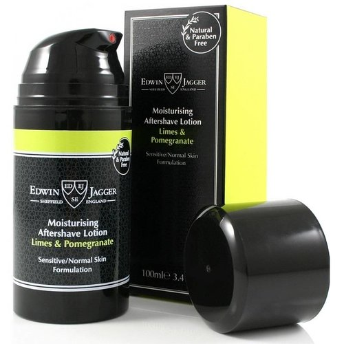 Edwin Jagger Aftershave Lotion Limes & Pomegranate 100 ml