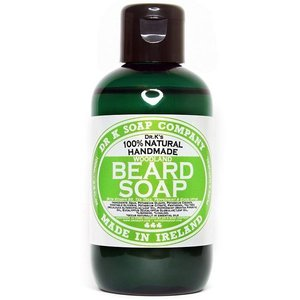 Dr K Soap Company Baardzeep Woodland 100 ml