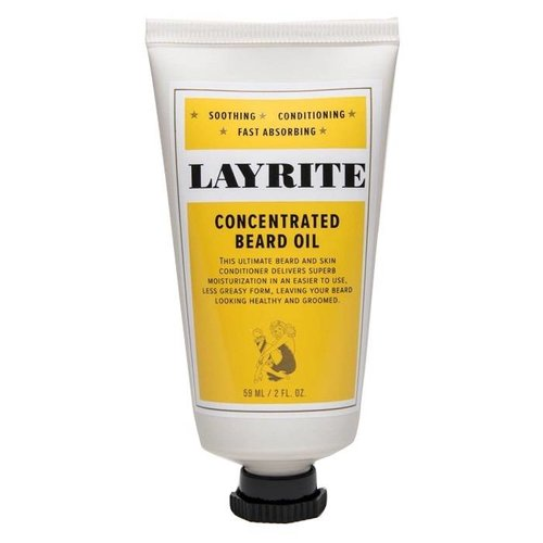 Layrite Concentrated Beard Oil 59 ml