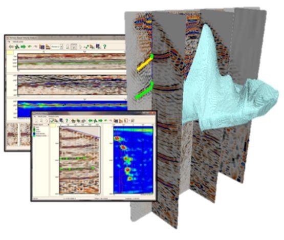 Velocity Model Building (VMB)