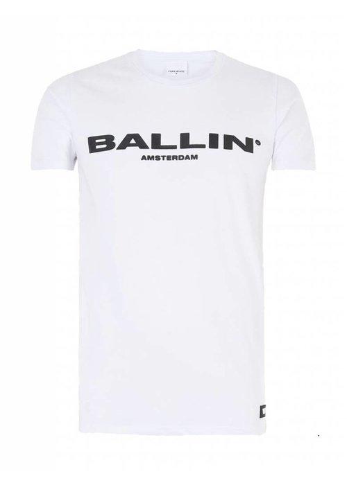 BALLIN ORIGINAL TEE WHITE