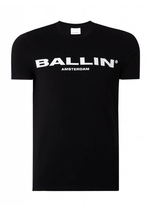 BALLIN ORIGINAL TEE BLACK