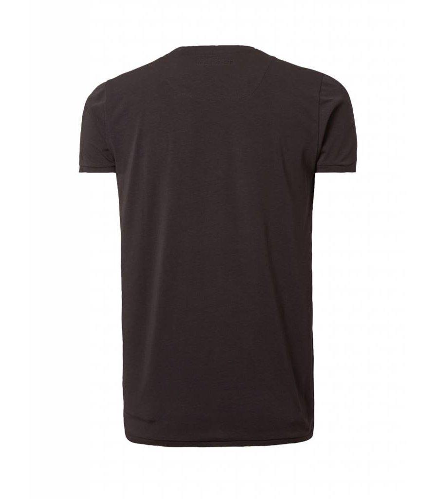 PUREWHITE PATCH T-SHIRT BLACK