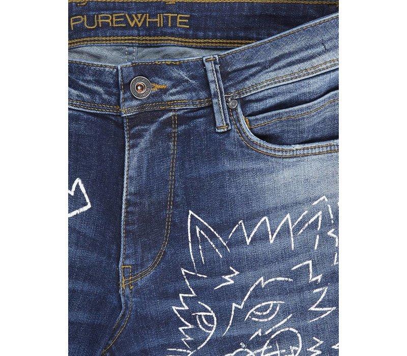 PUREWHITE THE JONE 66 BLUE