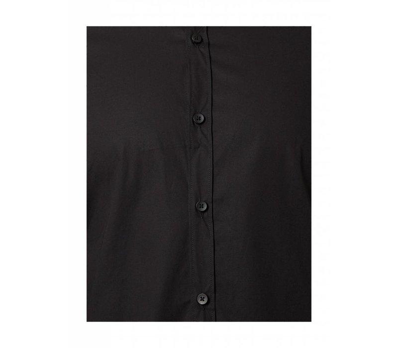 PUREWHITE ESSENTIAL SHIRT BLACK