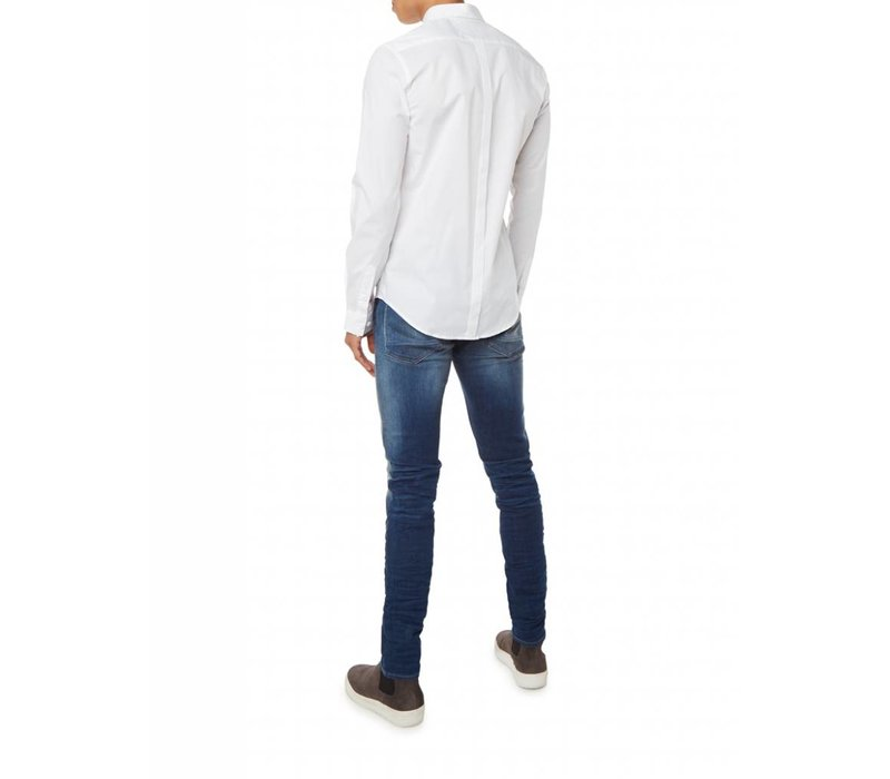 PUREWHITE ESSENTIAL SHIRT WHITE