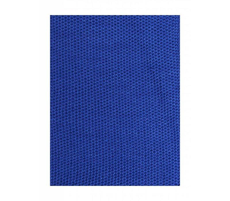 PUREWHITE SCARF ROYAL BLUE