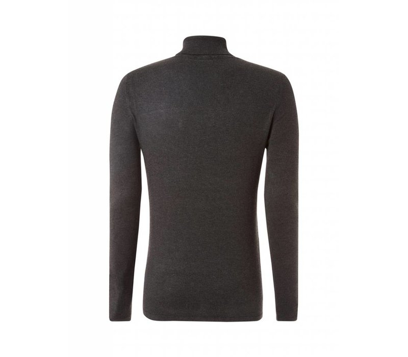 PUREWHITE KNITTED TURTLENECK ANTRA