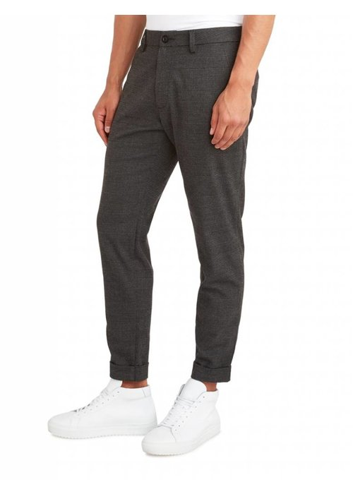 PUREWHITE THE JAMES 294 CHECKED PANTS ANTRA