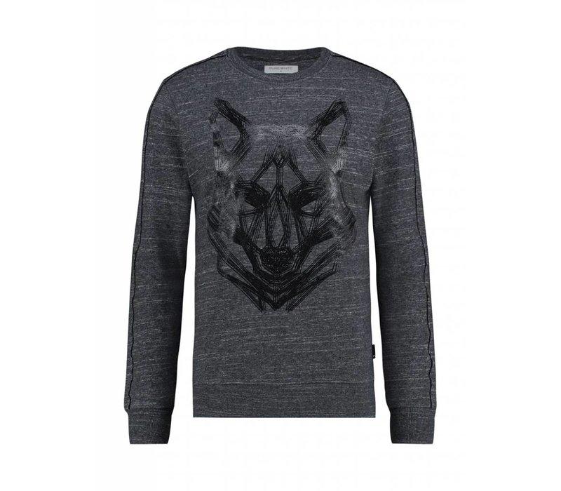 PUREWHITE WOLF SWEATER ANTRA
