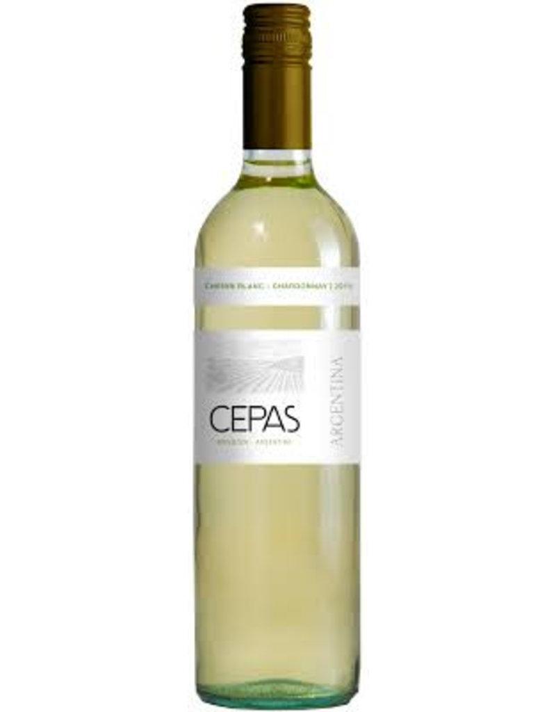 Cepas Wit Chenin blanc- Chardonnay