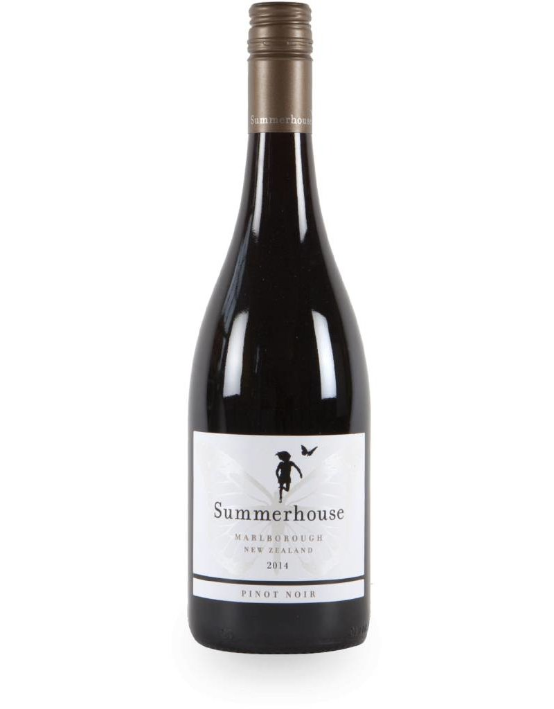 Summerhouse Summerhouse, Pinot Noir 2014