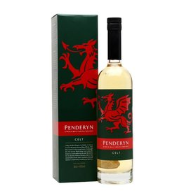 PENDERYN Penderyn Celt Peated Welsh Single Malt Whisky