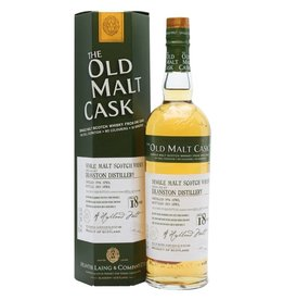 OLD MALT CASK OMC Deanston 1996 18 Years Old